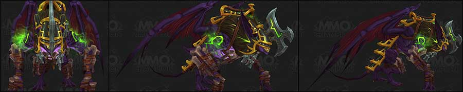 Demon Hunter Class Mount