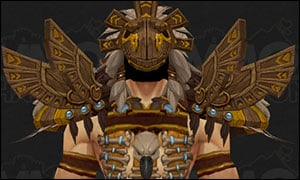 Druid Mythic Tier 20 Armor Set