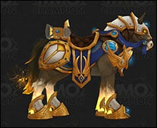 Paladin Class Mount Alliance