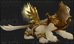 Priest Class Mount Gold