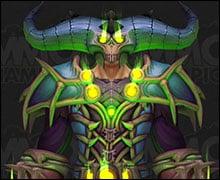 Warlock Tier 20 Green