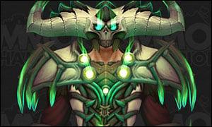 Warlock Mythic Tier 20 Grave