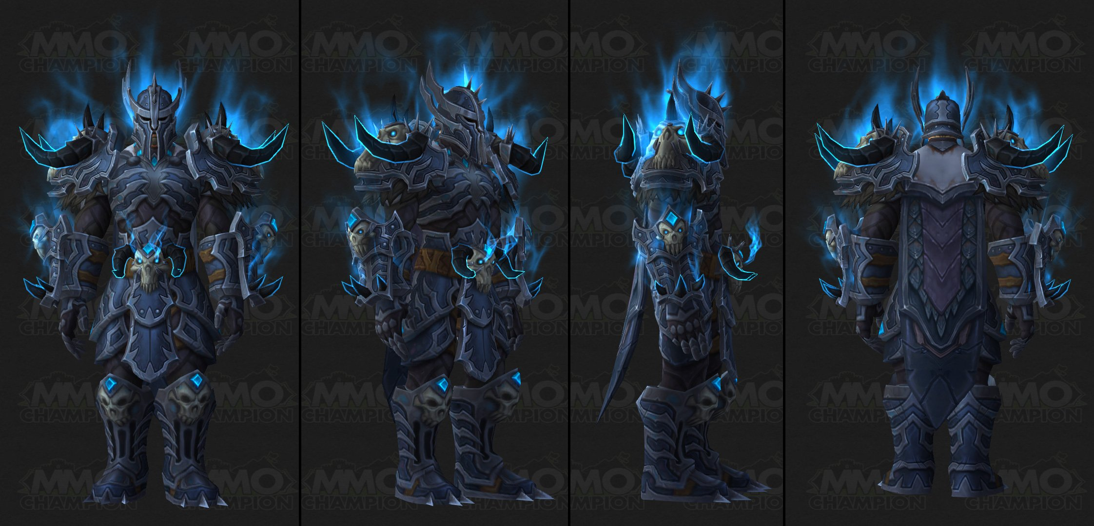 Wow Patch 73 Tier 21 Armor Sets Mmo Champion