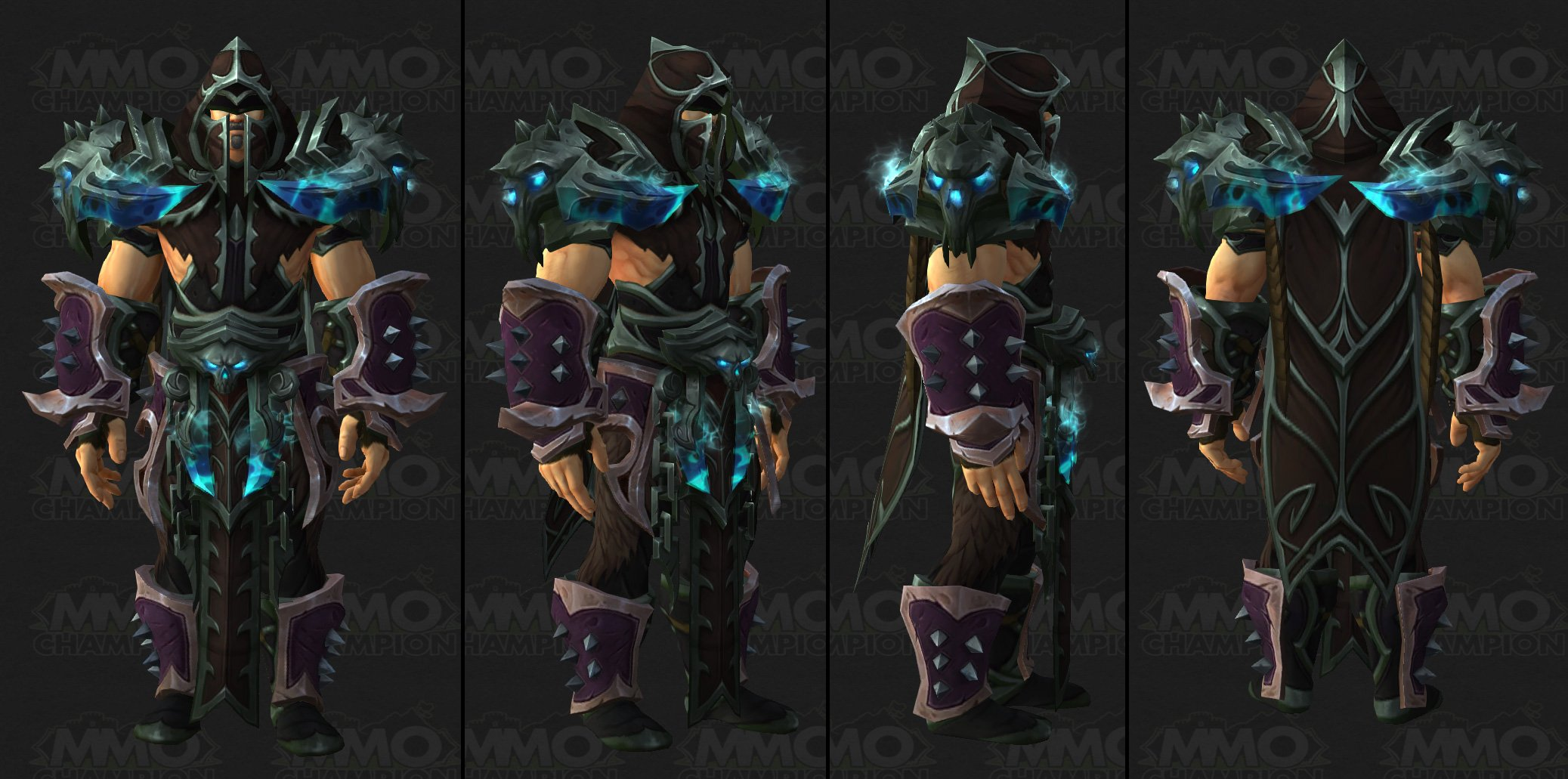 WoW Patch 7.3 - Tier 21 Armor Sets - MMO-Champion