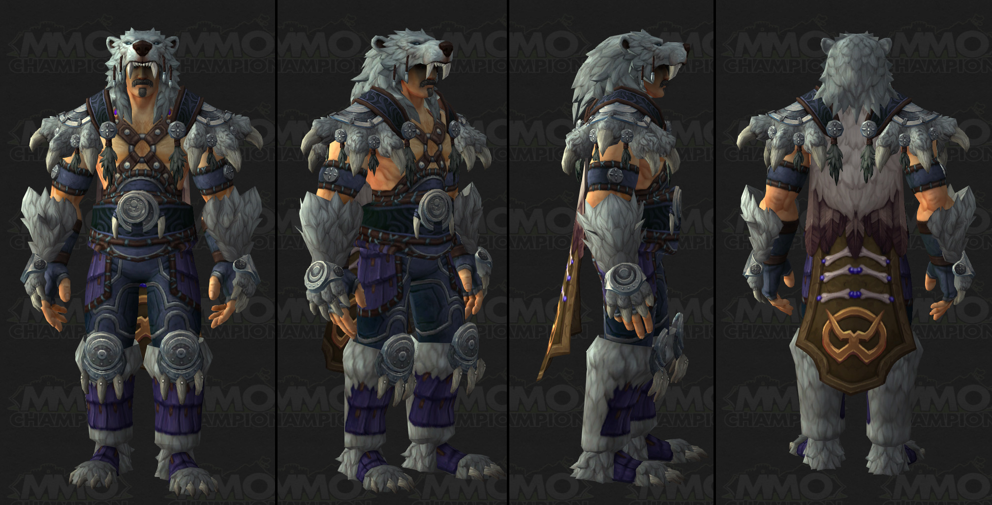 Best 29 twink hunter armor-4158