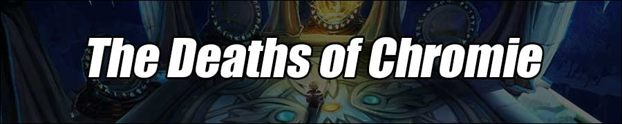 Patch 7.2.5 - The Deaths of Chromie Scenario