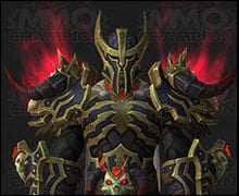 Death Knight Heroic Tier 21 Armor Set