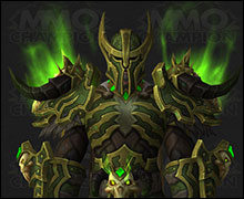 Death Knight LFR Tier 21 Armor Set