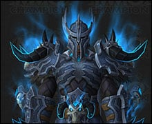 Death Knight Mythic Tier 21 Armor Set
