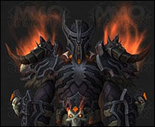 Death Knight Normal Tier 21 Armor Set