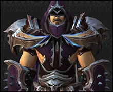 Demon Hunter Heroic Tier 21 Armor Set