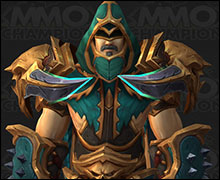 Demon Hunter LFR Tier 21 Armor Set
