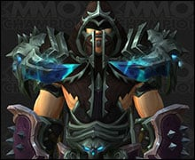 Demon Hunter Mythic Tier 21 Armor Set