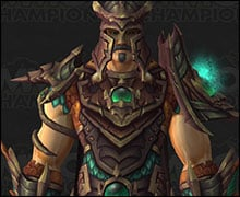 Hunter LFR Tier 21 Armor Set