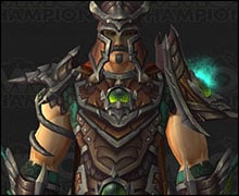 Hunter Normal Tier 21 Armor Set