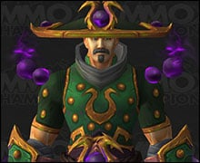 Monk LFR Tier 21 Armor Set