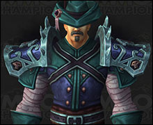 Rogue Heroic Tier 21 Armor Set