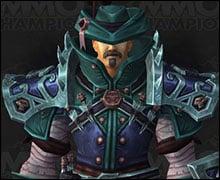 Rogue LFR Tier 21 Armor Set