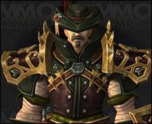 Rogue Normal Tier 21 Armor Set