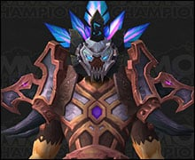 Shaman LFR Tier 21 Armor Set