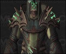 Warlock Heroic Tier 21 Armor Set