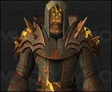 Warlock LFR Tier 21 Armor Set