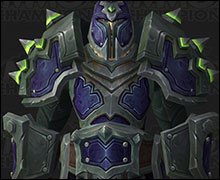 Warrior Heroic Tier 21 Armor Set