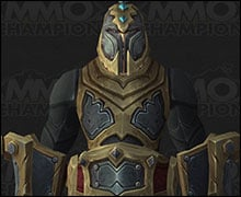 Warrior LFR Tier 21 Armor Set