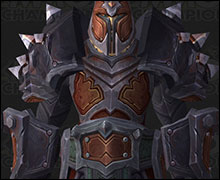 Warrior Normal Tier 21 Armor Set