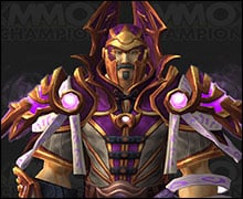 Mage Mythic Tier 21 Armor Set