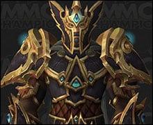 Paladin Heroic Tier 21 Armor Set