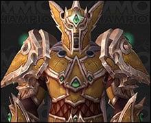Paladin LFR Tier 21 Armor Set