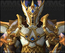 Paladin Mythic Tier 21 Armor Set