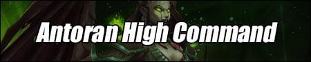 Antoran High Command Guide - WoW Antorus, the Burning Throne Boss Strategies and Loot List