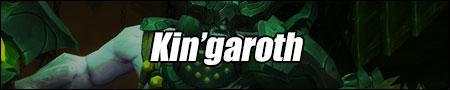 Kin'garoth Guide - WoW Antorus, the Burning Throne Boss Strategies and Loot List