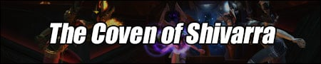 The Coven of Shivarra Guide - WoW Antorus, the Burning Throne Boss Strategies and Loot List