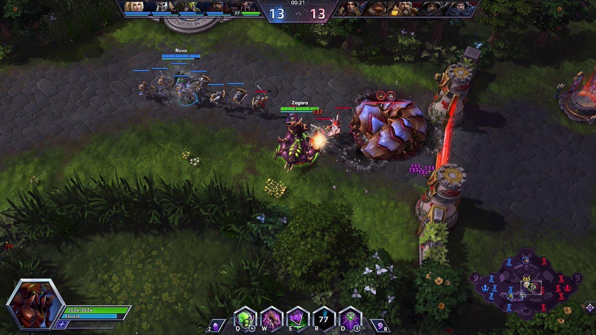 Battleground matchmaking