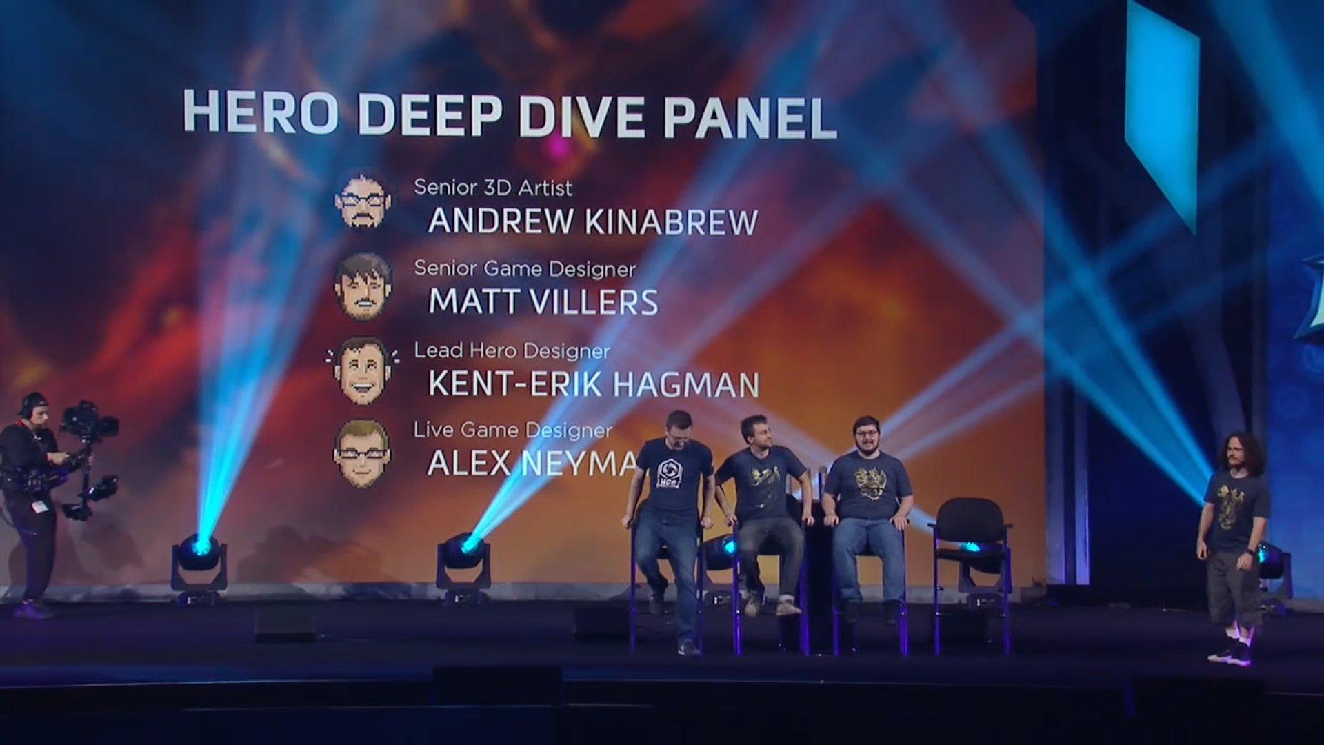 Heroes of the Storm Hero Deep Dive - Live Recap Thread