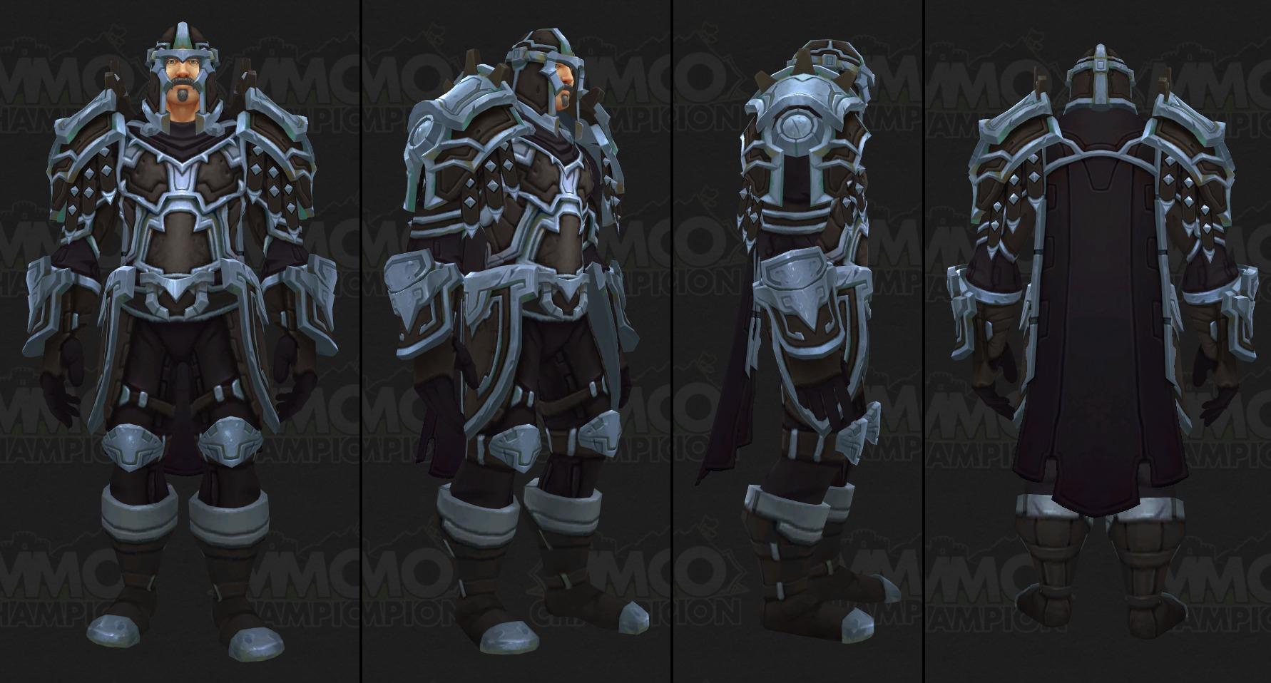 uldir armor sets battle for azeroth raid mmo champion