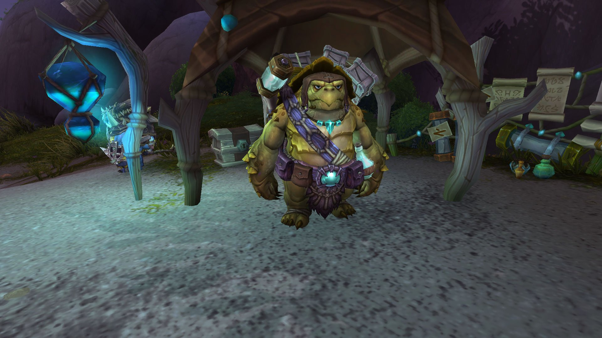 New Bags In Battle For Azeroth