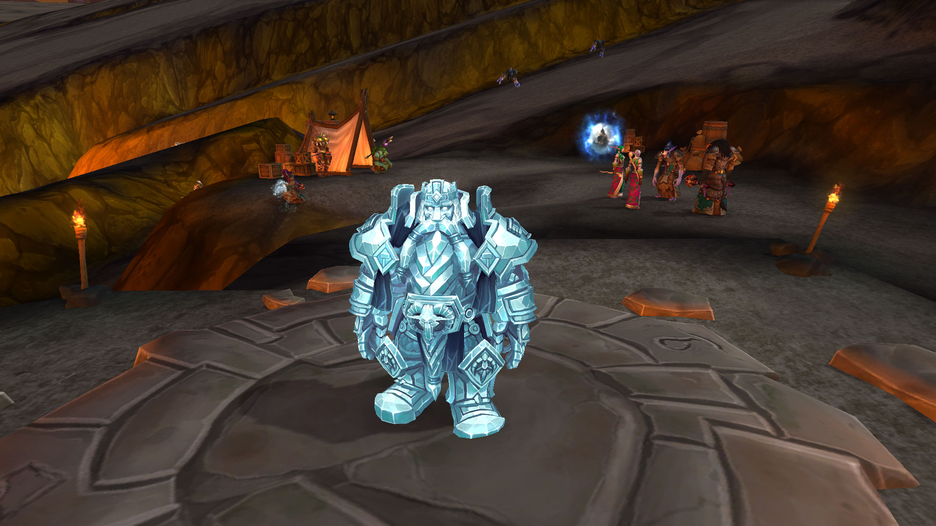 Champions of Azeroth Rewards - Battle for Azeroth Faction