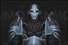 Cloth Heroic Uldir Armor Set