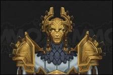 Cloth Mythic Uldir Armor Set