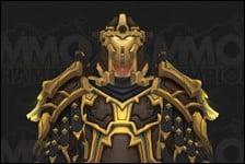 Leather Mythic Uldir Armor Set
