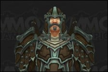 Leather Raid Finder Uldir Armor Set