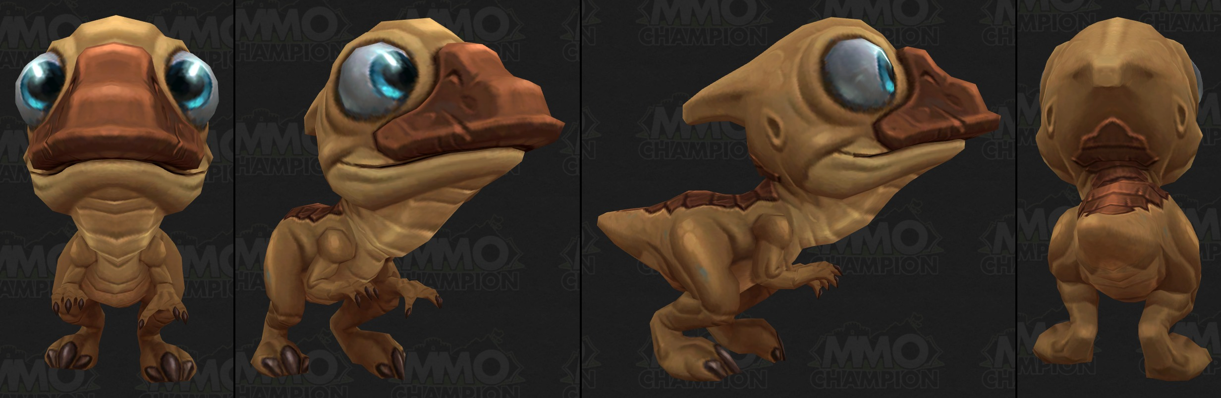 Battle for Azeroth Alpha - Build 25902 Models - Page 2
