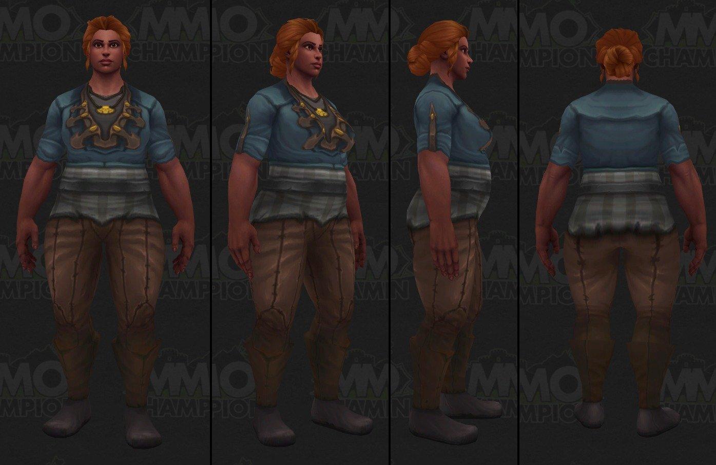 Alliance To Get Kul Tiran Humans World Of Warcraft Forums