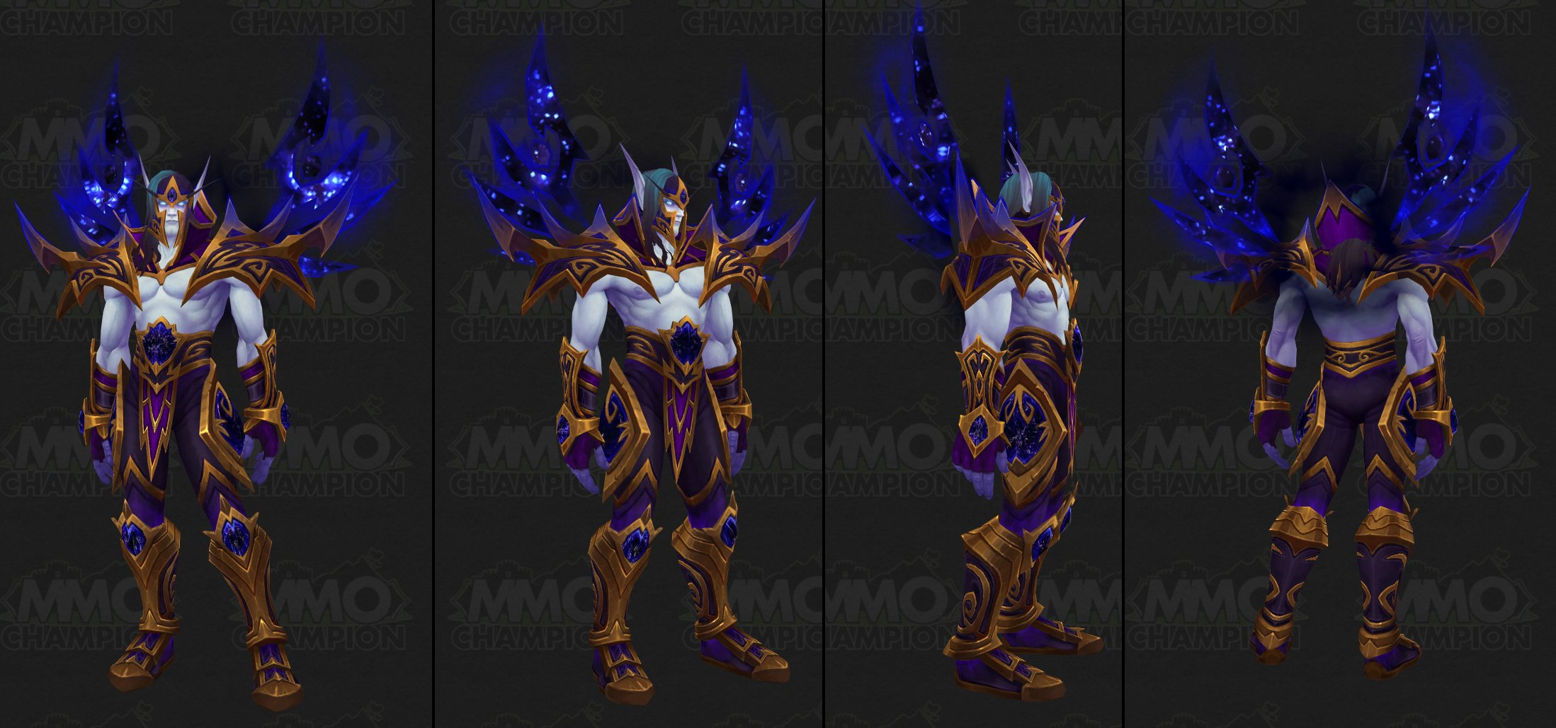 wow how to get tabard of the void