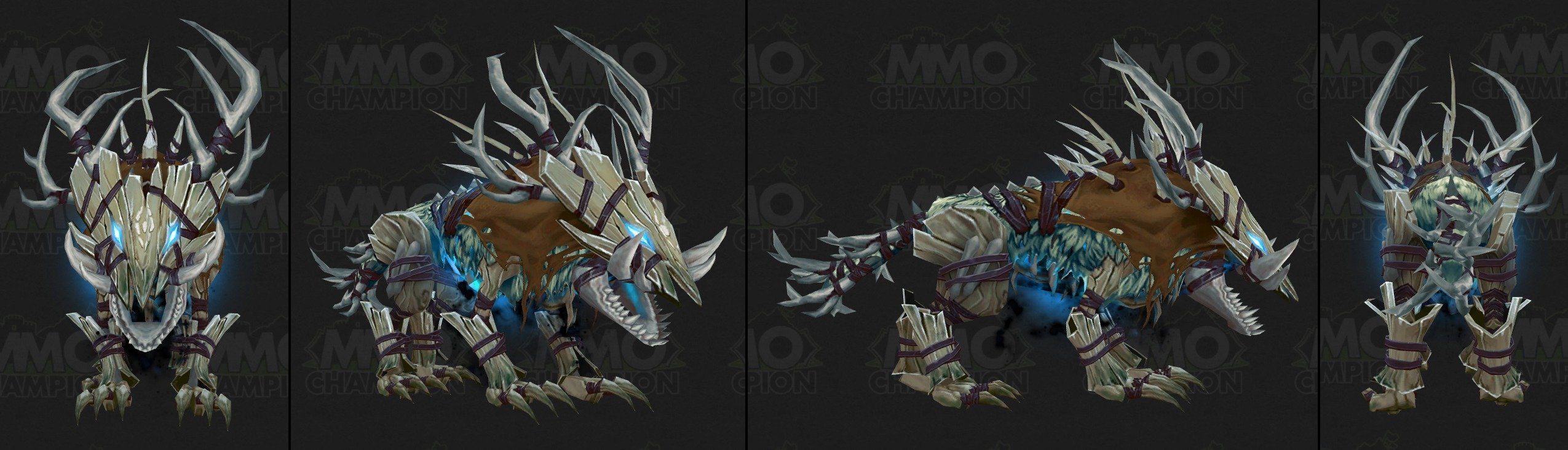 Unique kultiran druid forms? - World of Warcraft Forums