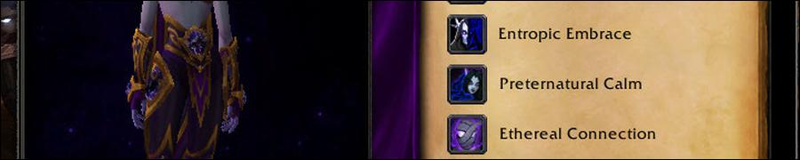 Battle for Azeroth Allied Races - Void Elves Preview - MMO